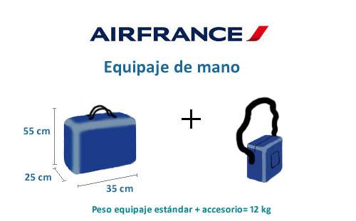 equipaje-mano-medidas-air-france