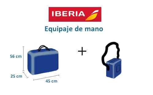 medidas maletas iberia medidasmaletas 2018