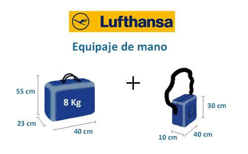 b0e4c3a37 Medidas maletas Lufthansa • MedidasMaletas 【2019】