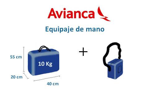 equipaje-mano-permitido-avianca