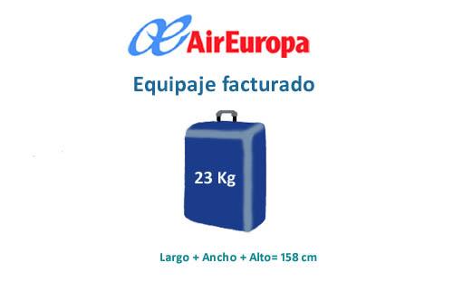 medidas-equipaje-facturado-air-europa