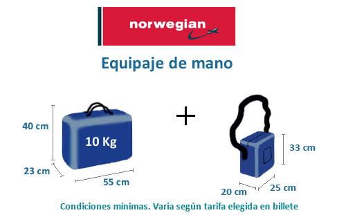 equipaje-mano-dimensiones-norwegian