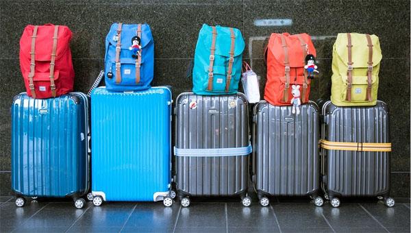 Elegir maleta viaje
