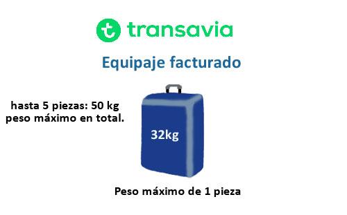 medidas-maletas-equipaje-facturacion-transavia