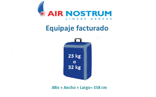 medidas-maletas-equipaje-facturado-air-nostrum