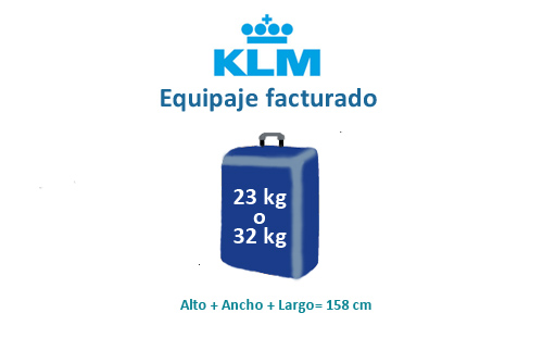 medidas-maletas-equipaje-facturado-klm-royal-dutch-airlines
