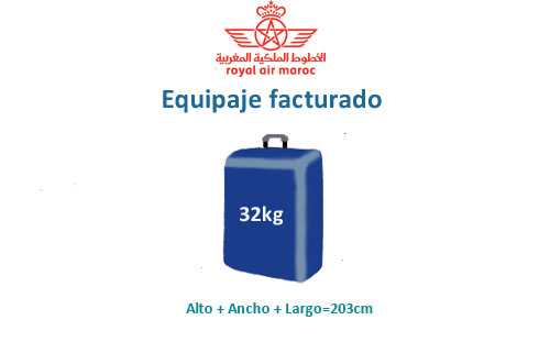 medidas-maletas-equipaje-facturado-royal-air-maroc