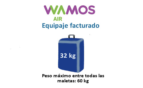 medidas-maletas-equipaje-facturado-wamos-air