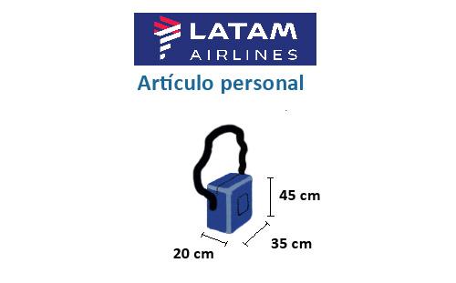 medidas-maletas-equipaje-mano-adicional-latam-airlines