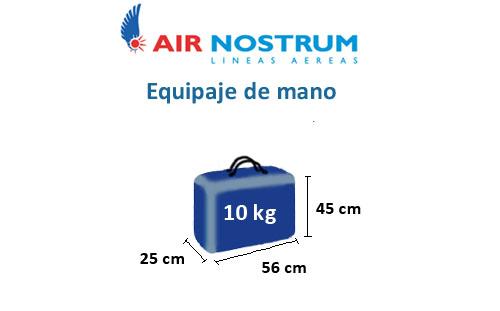 medidas-maletas-equipaje-mano-air-nostrum