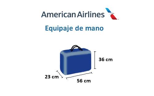 afffa54d0 Medidas maletas American Airlines • MedidasMaletas 【2019】