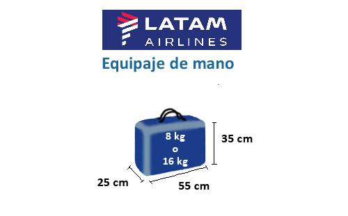 medidas-maletas-equipaje-mano-latam-airlines