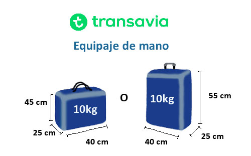 medidas-maletas-equipaje-mano-transavia