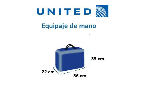 medidas-maletas-equipaje-mano-united-airlines