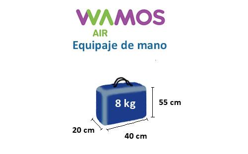 medidas-maletas-equipaje-mano-wamos-air