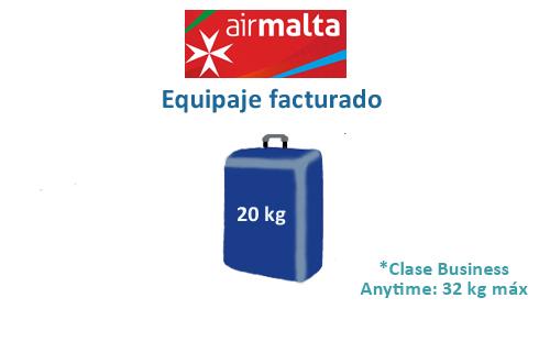 medidas-maletas-equipaje-facturado-air-malta