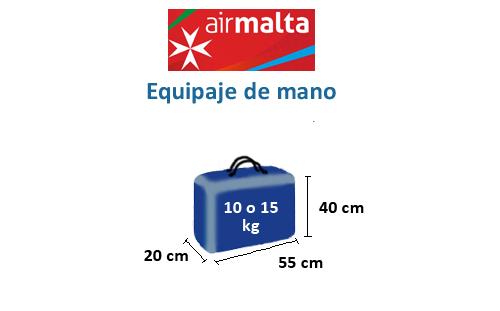 medidas-maletas-equipaje-mano-air-malta