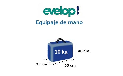 medidas-maletas-equipaje-mano-evelop