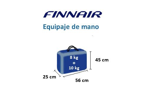 medidas-maletas-equipaje-mano-finnair
