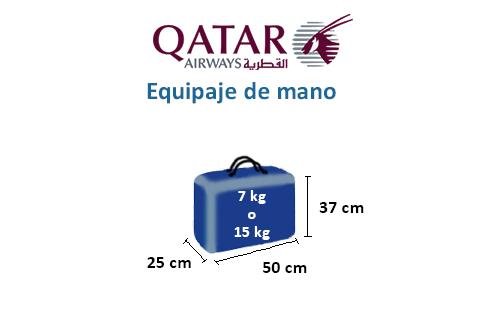 medidas-maletas-equipaje-mano-qatar-airways