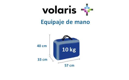 4150d9e4a El equipaje de mano Volaris se divide en varias clases las cuales te dan la  opción de tener más equipaje de mano o documentada. Existen tres tipos:  Clase ...