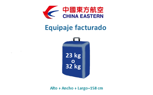 medidas-maletas-equipaje-facturado-china-eastern