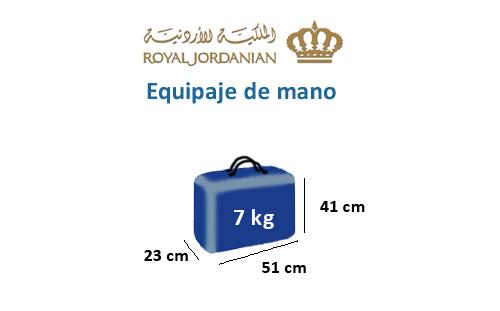 medidas-maletas-equipaje-mano-royal-jordanian