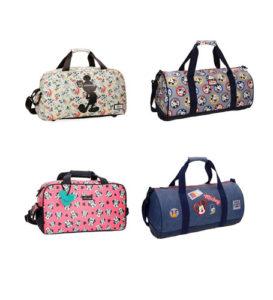 bolsos de viaje de la marca disney