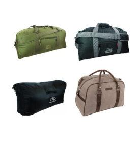 bolsas de viaje de la marca highlander