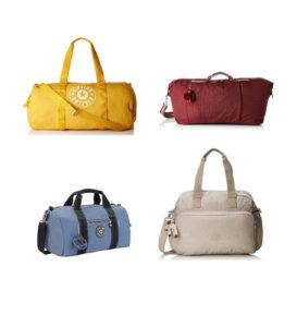 bolsas de viaje de la marca kipling