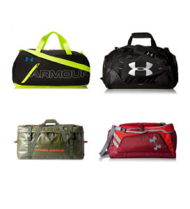 bolsos de viaje de la marca under armour