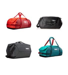 bolsas de viaje de la marca thule