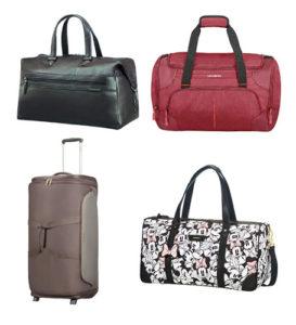bolsas de viaje de la marca Samsonite