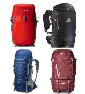 mochilas de viaje de 40 litros