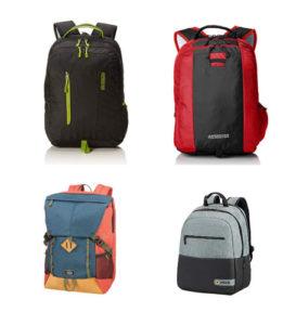 mochilas de viaje de la marca american tourister