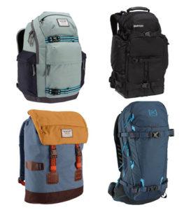mochilas de viaje marca burton