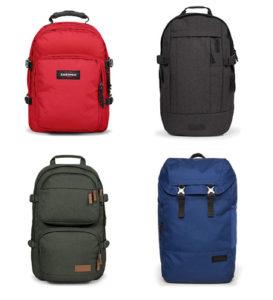 mochilas de viaje marca eastpak