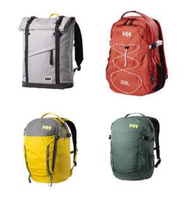 mochilas de viaje de la marca helly hansen