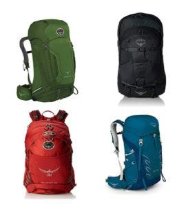 mochilas de viaje marca osprey