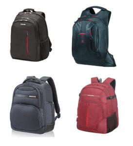 mochilas de viaje marca samsonite