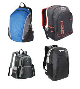 mochilas de viaje de la marca slazenger