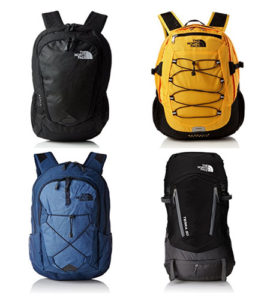 mochilas viaje marca the north face