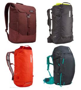 mochilas de viaje marca thule