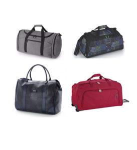 bolsas de viaje de la marca gabol