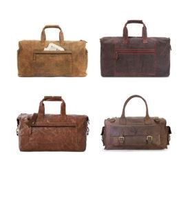 bolsas de viaje de la marca leabags