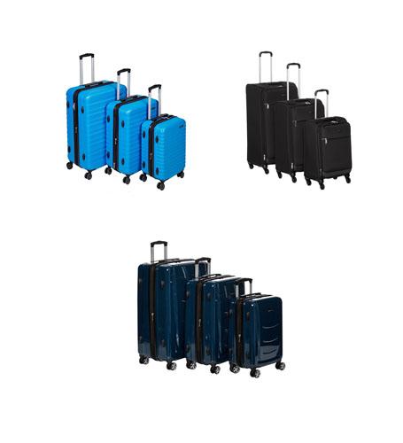 juegos de maletas de la marca amazon
