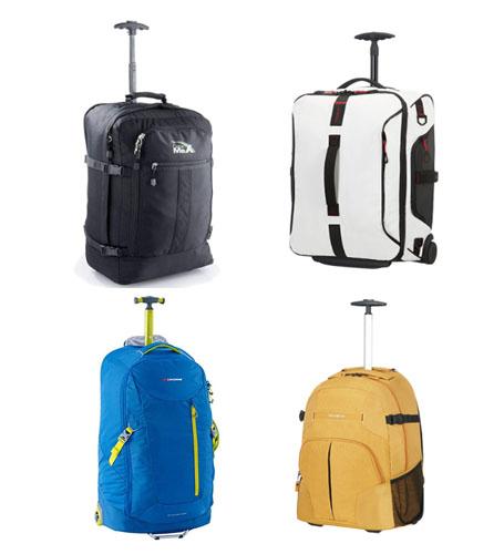 mochila maleta todo en uno