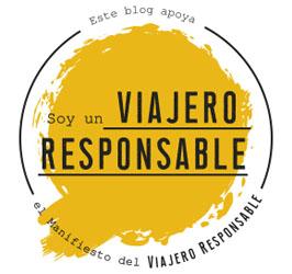 Apoyamos el Manifiesto Viajero Responsable