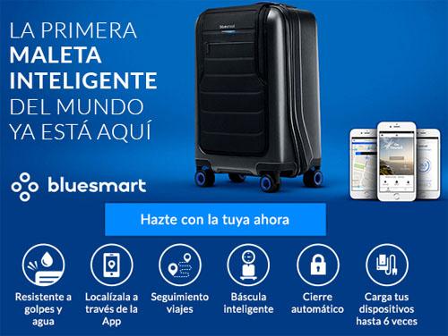 BlueSmart - Maleta Inteligente