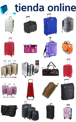 Compra Online la maleta o bolsa de viaje que necesitas